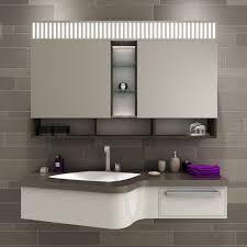 badezimmer spiegelschrank mit beleuchtung zermatt