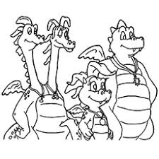 The Quetzal Wise Dragon Zak Wheezie Cassie And Ord