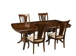 keira 5 pc dining set cherry sand raymour flanigan