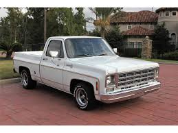 100 Truck For Sale In Texas 1977 Chevrolet C10 For ClassicCarscom CC1036173