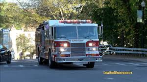 100 Mt Kisco Truck Mount FD Engine 103 Tower Ladder 14 Rescue 31 Responding