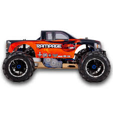 100 Remote Control Gas Trucks Rampage MT V3 15 Scale Monster Truck