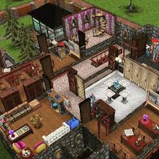 Sims Freeplay Second Floor Stairs by Christmas Sims Freeplay Original House Design Floor 1 Sims