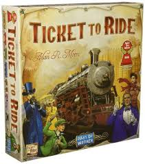 Ticket To Ride Isnt Just About Trains But Building The Best Routes Longer Route More Points You Earn Its A Simple Game Play