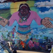 Big Ang Mural Chicago by South Africa Social And Political Transformation