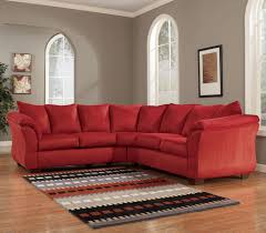 Black Sectional Living Room Ideas by Chair U0026 Sofa Have An Interesting Living Room With Ashley