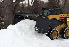 100 Used Snow Plows For Trucks Skid Steer Pusher Skid Steer Homemade Plow Skid