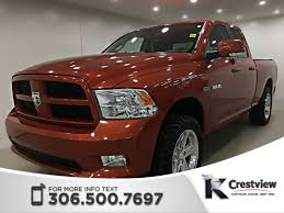 100 2009 Dodge Truck Used Ram 1500 Sport Quad Cab Quad Cab Pickup Near Moose