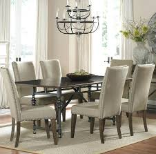 Astounding Dining Room Chairs Upholstered Dinning With Arms Set Of 4