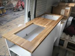küchen arbeitsplatte in diy cer küche overlandys