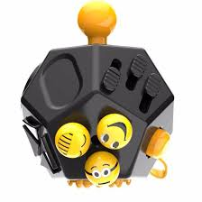 2017 Newest Colorful Fidget Cube Camo Relieves Stress And Anxiety For Children Adults