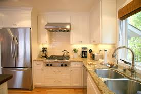 85 Beautiful Hd Antique White Kitchen Cabinets With Black Granite