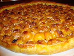 la tarte traditionnelle aux mirabelles de lorraine se réalise sur