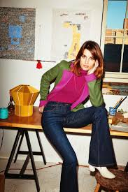 Ana Kras Photograph By Matthew Kristall Styled Lindsey Frugier W Magazine August 2014
