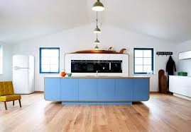 DeVOLs Air Kitchen Is Inspired By Chic Streamlined Designs Of