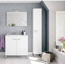 hogar decora set badmöbel badezimmer italien waschbecken