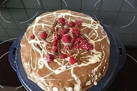 nutella mascarpone torte