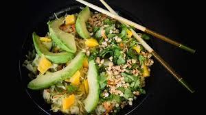 cuisiner la choucroute crue salade de choucroute crue façon thaï je vais vous cuisiner