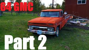 First Start In 15 Years! 1964 GMC Custom Cab Pickup 305 V6 Part 2 ... 1964 Gmc 34 Ton Crustine Bought Another One Youtube Cc Outtake Ton 44 V6 Pickup All The Right Numbers 5000 B5000 L5000 H5000 Bh5000 Lh5000 Trucks And Tractors For Sale Classiccarscom Cc1032313 Other Models Sale Near Cadillac Michigan 49601 Gmc Truck Low Rider Classic Restomod Hot Rod Chevy C10 Rat Vehicles Specialty Sales Classics Vintage Searcy Ar From Sand Creek Short Bed Stop Side