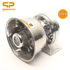 Cut Price 1pc Stainless Steel Alarm Horn Siren 12V 200W Speaker ... 12v 125db Car Motorcycle Truck Horn Compact Electric Pump Air Loud Trux Accsories 3bell Train Model Thorn1 Auto Speaker Alarm 150db Tone Vehicle Boat Motor Lumiparty 178db Super Dual Trumpet Compressor Horns Sound Effect Youtube Flexzon 12v24v 139db Van Bus Vintage Jubilee Bull 90 Rat Rod Hot 12vt Fog Horn Makes 8milelake 150db Single For Wolo Electric Horns For Cars Trucks Boats Rvs And Motorcycles The Best 2018 Loudest Electrical