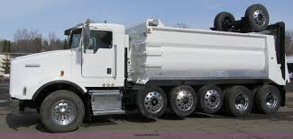 100 Super Dump Trucks For Sale 2004 Kenworth T800B 18 Dump Truck Item A7507 SOLD