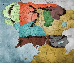 Heres A Board Game Map Of Middle Earth I Am Working On Taking Inspiration From LOTR Risk Axis And Allies Third Age Total War Size Is Planned To Be