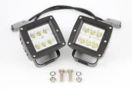 Complete Truck & SUV Backup/ Reverse Lighting Kit With Rigid ... 4x 4inch Led Lights Pods Reverse Driving Work Lamp Flood Truck Jeep Lighting Eaging 12 Volt Ebay Dicn 1 Pair 5in 45w Led Floodlights For Offroad China Side Spot Light 5000 Lumen 4d Pod Combo Lights Fog Atv Offroad 3 X 4 Race Beam Kc Hilites 2 Cseries C2 Backup System 519 20 468w Bar Quad Row Offroad Utv Free Shipping 10w Cree Work Light Floodlight 200w Spotlight Outdoor Landscape Sucool 2pcs One Pack Inch Square 48w Led Work Light Off Road Amazoncom Ledkingdomus 4x 27w Pod