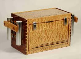 pdf diy how to make a wooden tackle box download outdoor