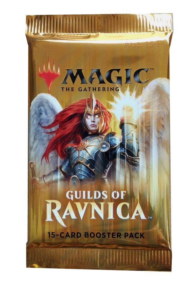 Magic the Gathering MTG Guilds of Ravnica Booster Packs
