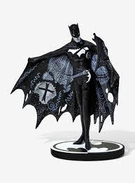 100 Batman Truck Accessories DC Comics Black White By Gerard Way Statue