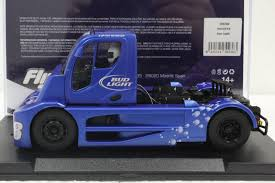 100 Bud Light Truck 204206 Flyslot BUGGYRA Clover Leaf Racing