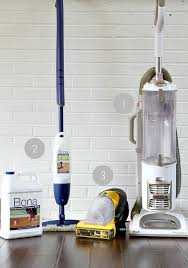 Best Dust Mop For Hardwood Floors by How To Clean Wood Floors Popsugar Home