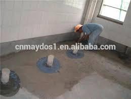concrete roof waterproofing slurry elastic k11 waterproofing