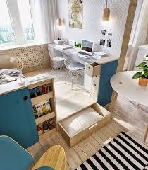 astuces pour aménager un petit studio astuces bricolage optimiser l espace les astuces des fans de décoration arthurimmo