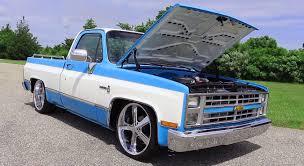 100 C10 Chevy Truck Killer 383 Stroker 1980 Chevrolet Scottsdale Pickup