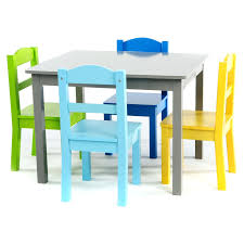 Child Chair And Table Set