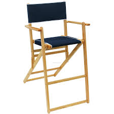 Portable Directors Chair by Patio Awesome Tall Deck Chairs 8 Tall Deck Chairs Bar Height