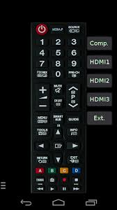 TV Samsung Remote Control Android Apps on Google Play