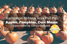 Pumpkin Patches Columbus Oh by Champaign Urbana Area Fall Fun Apples Pumpkins Corn Mazes