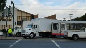100 Truck San Francisco 5 Hospitalized In Muni Vs Truck Accident In
