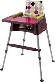 chaise haute beaba beaba chaise haute cube prune prune achat prix fnac
