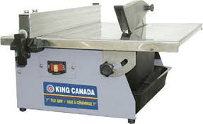 king woodworking tools canada