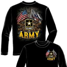 us army double flag t shirt army shirts claris deals