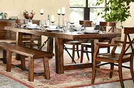 Pottery Barn Dining Table Centerpiece Tables Amusing Terrific Round Extending Chair Set And