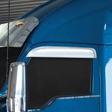 Belmor® - Kenworth T800 1991 In-Channel Chop Tops Side Window ...