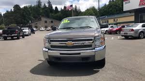 100 Truck Town Bremerton 2012 Chevrolet Silverado 1500 For Sale In WA YouTube