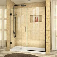 VIGO 36 In. To 42 In. X 74 In. Semi-Framed Pivot Shower Door With ... Pivothinged Shower Doors Showers The Home Depot Vigo Elan 68 In X 74 Frameless Sliding Door Chrome This Morning I Showered At A Truck Stop Girl Meets Road Living Semi With My Husband Ove Decors Stops Fueling Greener New Jersey Dreamline Shdr637601 5660x76 Shw Dr Nupsshdr6376001 Top Ten Youtube Best 25 Trays Ideas On Pinterest Cool Bathroom How To Get Pilot Or Flying J Also Crossing Facility Upgrades