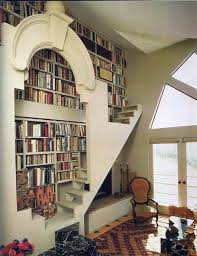 Home Library Design With Stairs And Wall Mounted Bookcases : Home ... 100 Cool Home Library Designs Reading Room Ideas Youtube Excellent Small Design Custom As Wells Simple Within Office Interior Corner Space White Window Possible Ways In Creating Nkeresetcom Decoration For Wall Art These 38 Libraries Will Have You Feeling Just Like Belle 35 Best Nooks At Classic In Fniture How To
