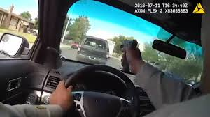 Las Vegas Police Officer Shoots At Suspects Through Windshield ...
