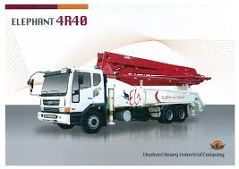 Truck-mounted Concrete Pump Elephant 4R40 From KOREA MOTORS CO., LTD ... Kids Truck Video Concrete Boom Pump Youtube Pumps Concord 31meter Per L Tebelts China 30m 33m 37m New Design Howo Chassis 63 Meter 5section Rz Alliance Equipment Precision Pumping How To Pick The Correct Services Business Advice Free Cstruction Truckmounted Concrete Pump K60h Cifa Spa Videos Small Model With Ce High Reability Fast Speed Easy Control H